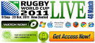 TV Broadcast | Rugby World Cup Live Stream 2011 On Your Computer,