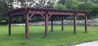 Timber Frame Pergola by Plan For A 16 U0027 X 32 U0027 Oversize Timber Frame Diy Pergola Western