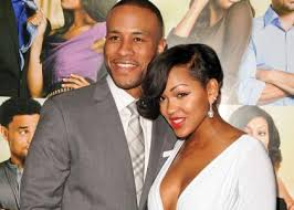 Meagan Good is getting married   Check out her man      The Rundown Meagan     s rep tells TMZ     year old Good recently got engaged to DeVon Franklin    an exec at Sony Pictures Entertainment who leads a double life as a  th