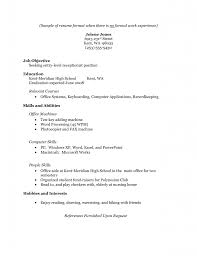 physical therapist assistant resume examples how to write a resume with no work experience sample sample how to write a resume with no work experience sample first time resume with no experience