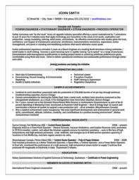 IT Manager CV Sample Perfect Resume Example Resume And Cover Letter Engineering CV template