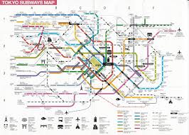 Sf Metro Map by Tokyo Transportation Recommendations Train Station Tokyo And Japan