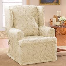beautiful living room chair covers cheap wing back cover