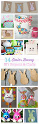 14 easter bunny diy projects and crafts lifestyle blog