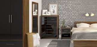 White Shiny Bedroom Furniture Black Gloss Bedroom Furniture Cheap U2013 Sizes Mattress Dimensions