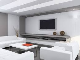 White Home Interiors Interior Furniture For The Modern Living Room Home Decorating