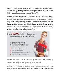 MBA Assignment Help   Assignment Tutor Help   USA  Canada     However
