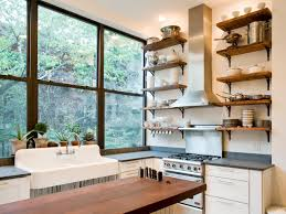 100 kitchens without cabinets my small kitchen organization