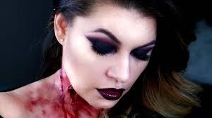 Halloween Vampire Look Vampire Makeup Tutorial Halloween 2015 Miss Carrie Makeup