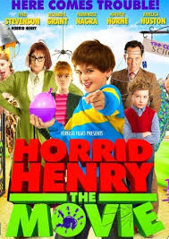 "Horrid Henry the movie (2011) Doblaje: subtitulado Género: comedia Sinopsis: ""Pablo Diablo: La Película"" (""Horrid Henry: The Movie"") es la adaptación de la exitosa..."