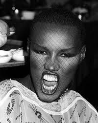Becoming Grace Jones: A Makeup
