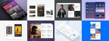 Design Inspiration by 56 Examples Of Content Stream Layout U2013 Muzli Design Inspiration