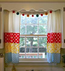 Kitchen Drapery Ideas Window Treatment Over The Sink Kitchen Curtains Sortrachen