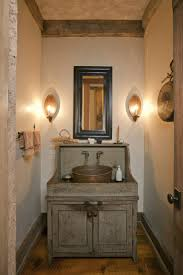 bathroom bathroom vanity mirrors with lights rustic bathroom