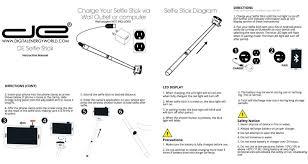 amazon com extendable bluetooth selfie stick monopod for all