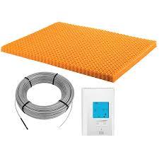 shop underfloor heating at lowes com