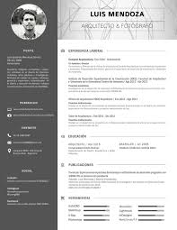 Moa Resume Sample by Cv Architecte Hmonp S Donadieu Diagramación Pinterest