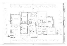 file first floor plan lyndon b johnson ranch house park road