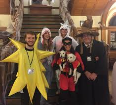 Family Of 3 Halloween Costume by City Of Providence Museum Of Natural History And Planetarium