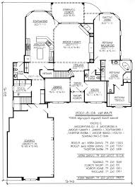 2 Floor House Plans With Photos by Home Design 93 Marvelous 1 Story House Planss
