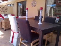 Pattern For Dining Room Chair Covers by Easy Dining Room Chair Slip Covers U2013 House U0026 Home Diy