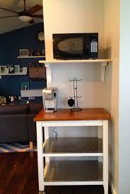 Kitchen Wall Organization Ideas Best 20 Microwave Shelf Ideas On Pinterest Open Kitchen