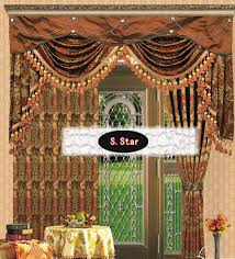 Custom Made Kitchen Curtains by Shower Curtains With Valance Floral Curtain Valance Remodeled
