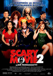 Scary Movie 2 (2001) izle