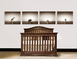 Nursery Room Theme Nursery Decor Baby Animal Art Baby Room Ideas Safari