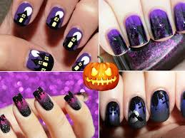 halloween nail art tips halloween acrylic nail art spooky ideas