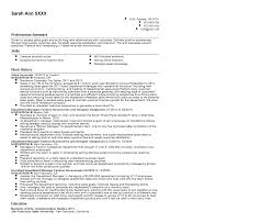 Nordstrom     s Retail Sales Associate Resume Sample  Quintessential     Click here to view this resume