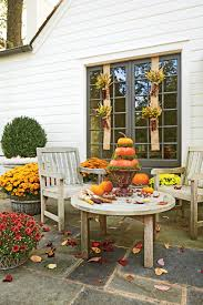 fall decorating ideas southern living