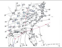 Zip Code Map Nc by Superstorm Of 1993
