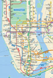 Brooklyn New York Map by Mta Gives Peek At Updated Subway Map With Second Ave Line Ny