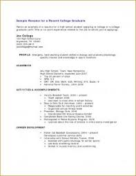 Resume For College Student Sample by Free Resume Templates Create Cv Template Scaffold Builder Sample