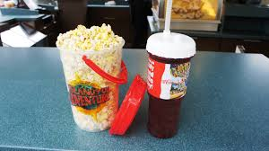 work at halloween horror nights refillable cups popcorn buckets and coke freestyle at universal