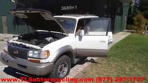 lexus v8 front cut for sale 1996 lexus lx 450 parts for sale save up to 60 youtube