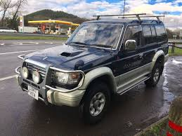 used mitsubishi shogun pajero cars for sale with pistonheads