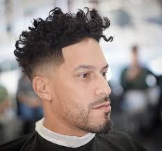 Cool Haircuts For Guys Top 16 Gorgeous Guys Haircuts For Hard Curly Hair