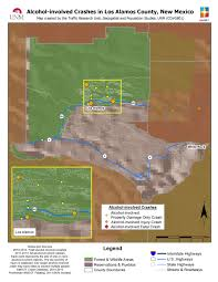 New Mexico County Map Lec 2015 Maps Gps Traffic Research Unit The University Of New