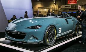 mazda manufacturer mazda miata speedster concept pictures photo gallery car and