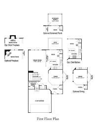 jamison new home plan hopkinton ma pulte homes new home