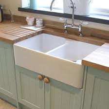 Ceramic Kitchen Sinks Modern  Traditional Ceramic Sinks Tap - Ceramic white kitchen sink