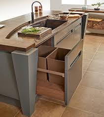 under counter trash can home decorating trends u2013 homedit
