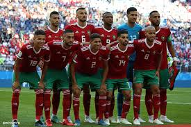 Selección de fútbol de Marruecos
