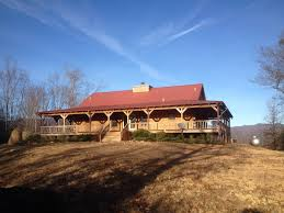 hayesville nc mountain view log home foreclosure