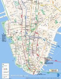 Brooklyn New York Map by Maps Update 7421539 New York City Tourist Attractions Map With