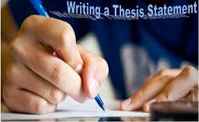 thesis writing practice Free Essays and Papers The Writing Process How Do I Begin