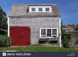 Nantucket Style Homes by Shingle Style Barn House Siasconset Village Nantucket Island Cape