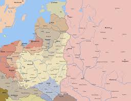 Map Germany by Map Germany Poland Russia Posts 1000 Or More Germany
